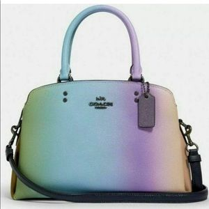 Coach Ombre Mini Lillie Crossbody Bag NWT
